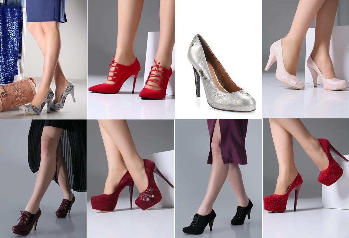 Bilekten Bağcıklı Ayakkabılar ile Yaz Kombinleri 2016