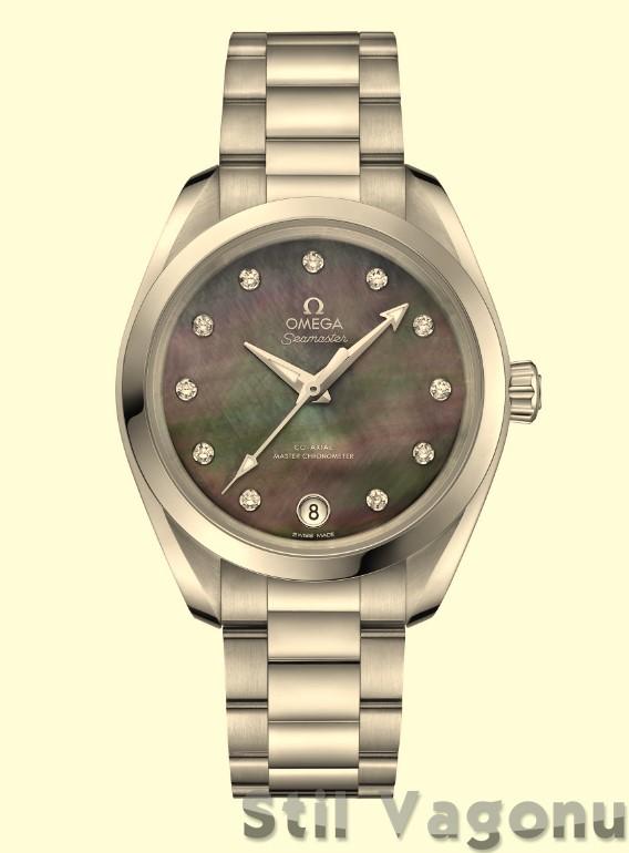 Seamaster Aqua Terra  Yeni Bayan Koleksiyonu