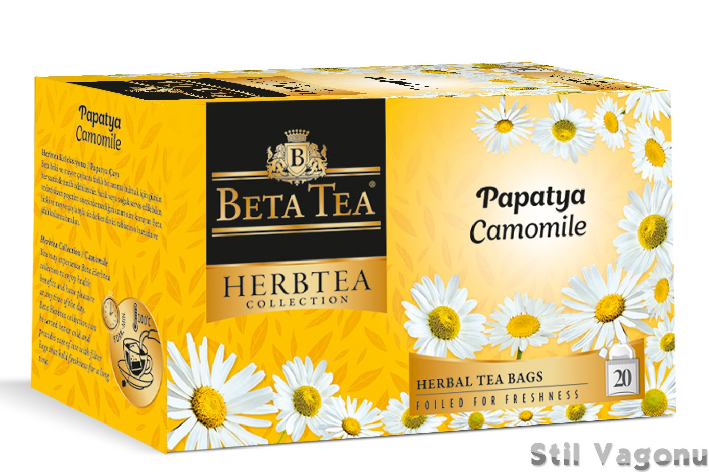 BETA TEA Papatya Çayı