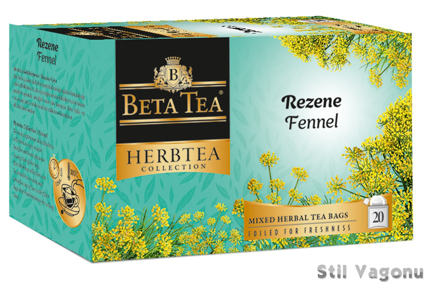 BETA TEA Rezene Çayı