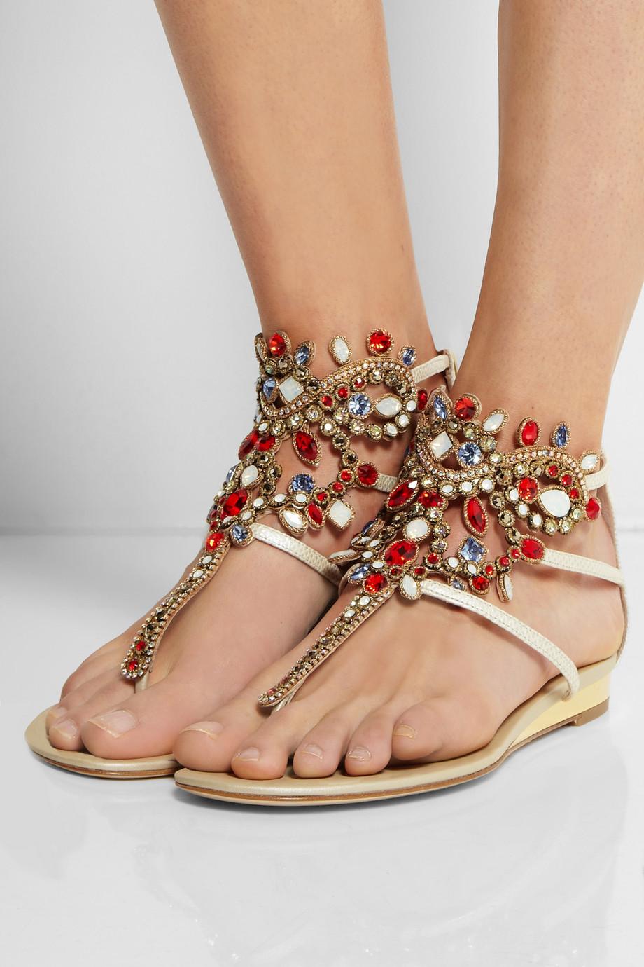 taşlı 2016 Sandalet Modelleri