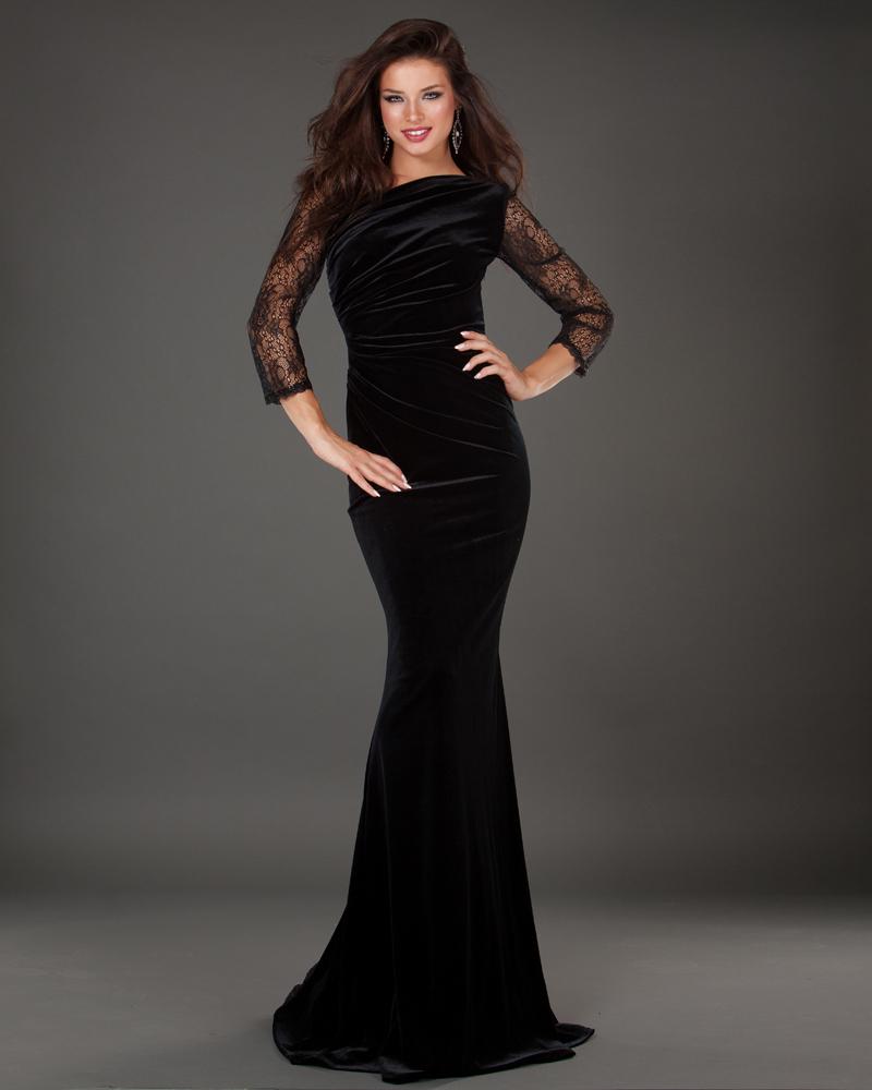 a41341742c67d uzun kollu Yeni Sezon Elbise Modelleri | Bir Kadın