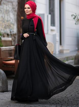 559c66665740b E tesettür elbise modelleri | Bir Kadın