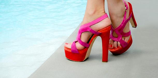Kırmızı Trend ve  Moda Topuklu Ayakkabı Modelleri
