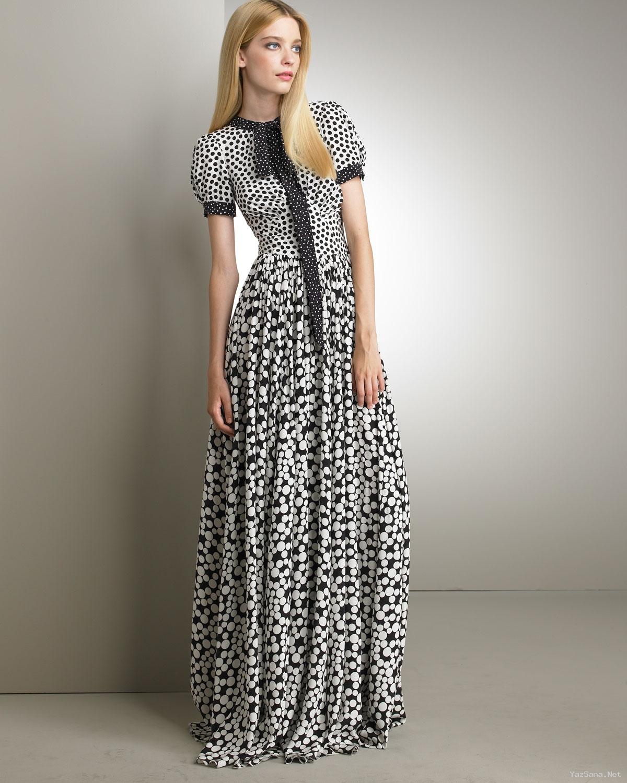 b77a5757a14aa 2016 Uzun Gece Elbisesi Modelleri | Bir Kadın
