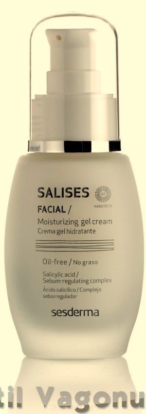 Sesderma Salises Moistrizing Gel Cream 143 TL