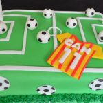 Futbol Sahası Butik Pasta