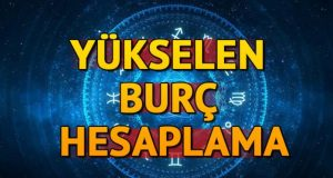 yükselen burç hesaplama yurtdışı